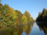 Herbststimmung an der Alten Fahrt